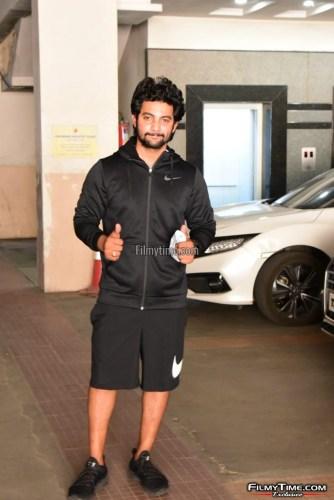 Hero-Aadi-Sai-Kumar-At-Gym-in-Hyderabad-3