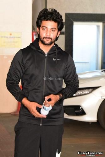 Hero-Aadi-Sai-Kumar-At-Gym-in-Hyderabad-6